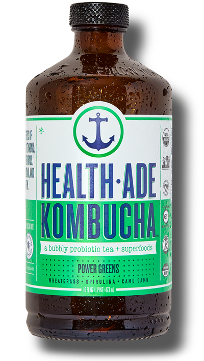 Health-Ade Power Greens Kombucha