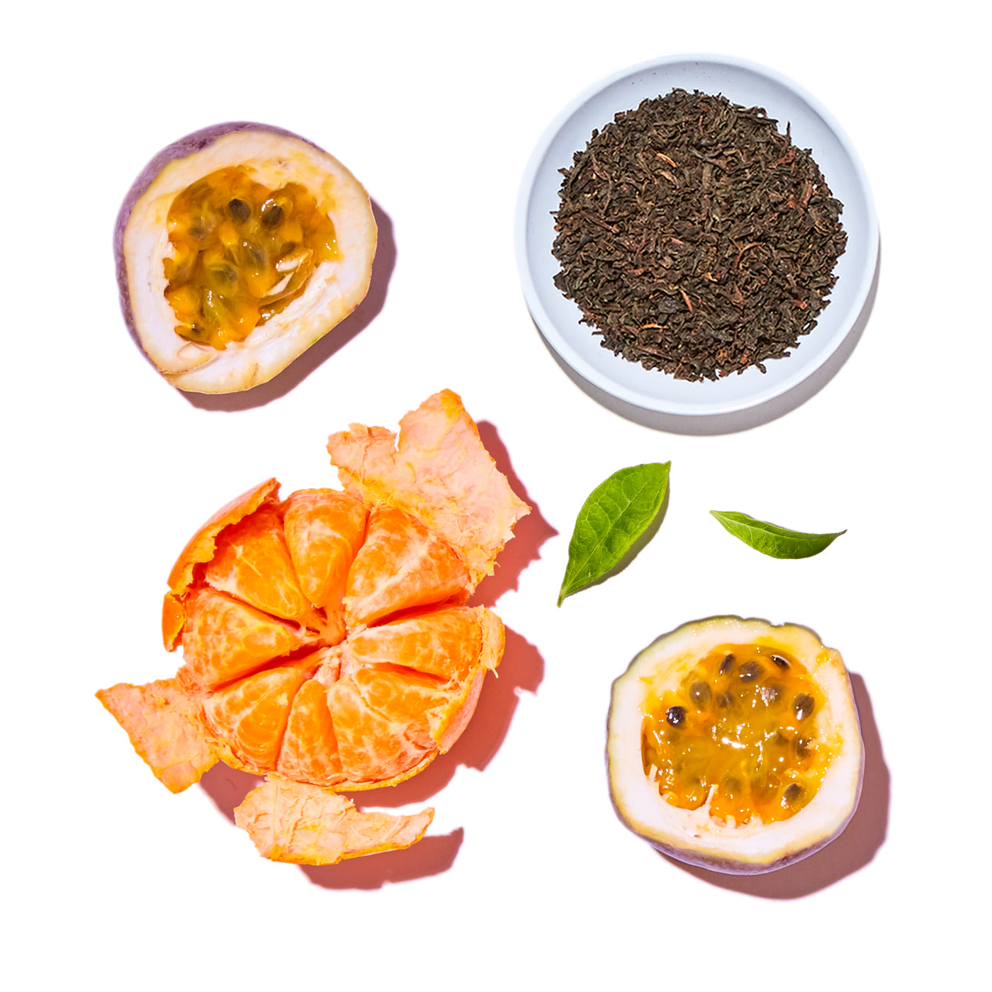 Health-Ade Passion Fruit Tangerine Kombucha Ingredients