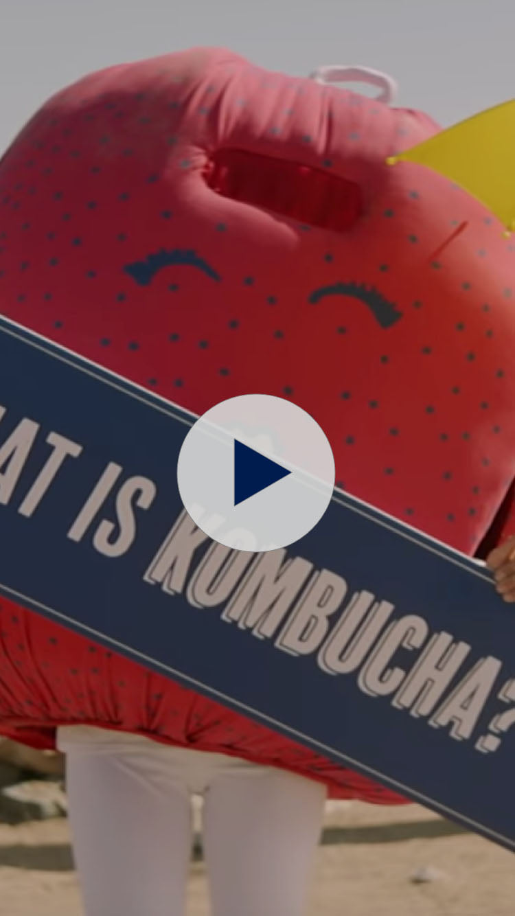 Health-Ade Kombucha Manifesto Video