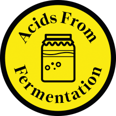 Acids From Fermentation
