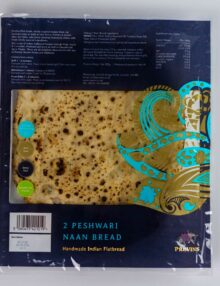 Previns Two Peshwari Naan Breads