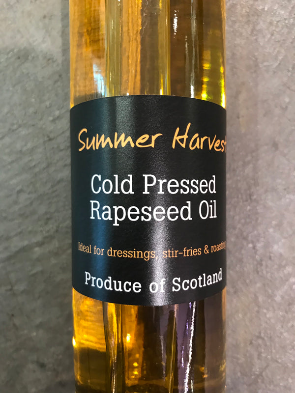 Summer Harvest Rapeseed Oil 500ml