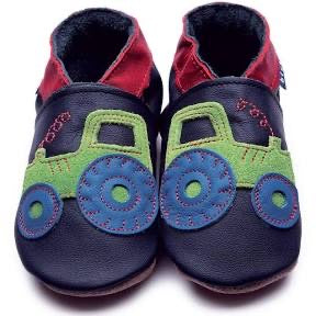 Soft Leather Baby Shoes handmade in UK