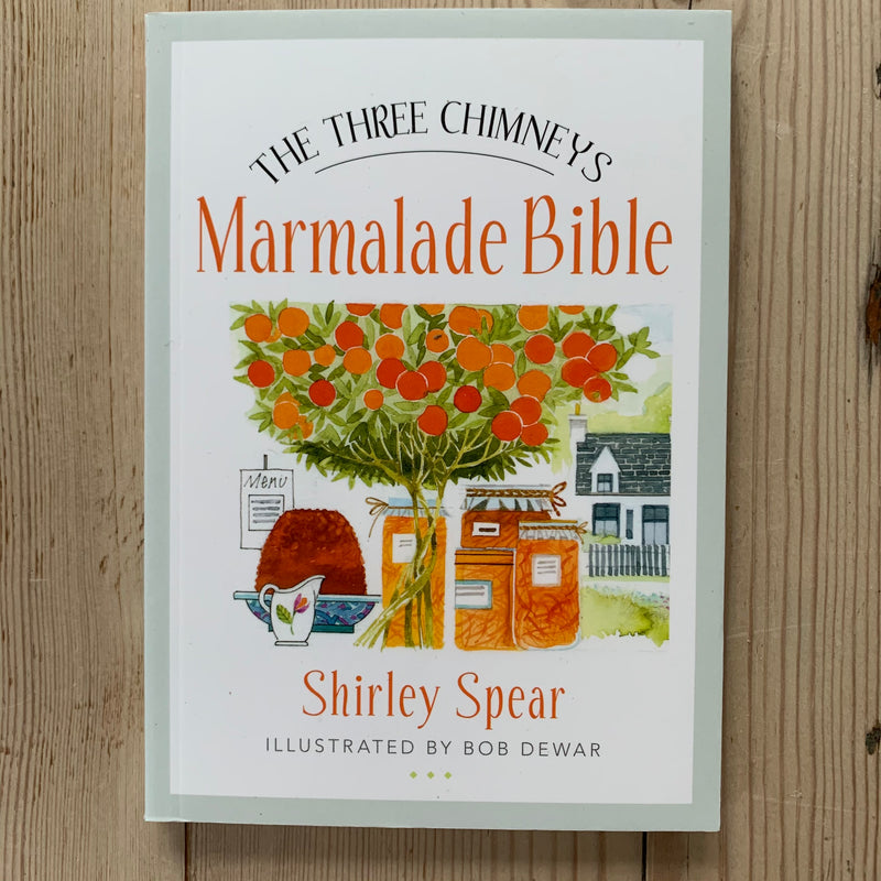 Marmalade Bible by The Three Chimneys Shirley Spear