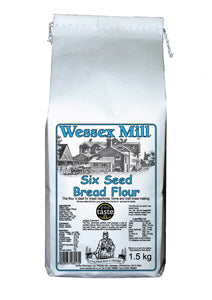 Wessex Mill Six Seed Bread Flour 1.5kg