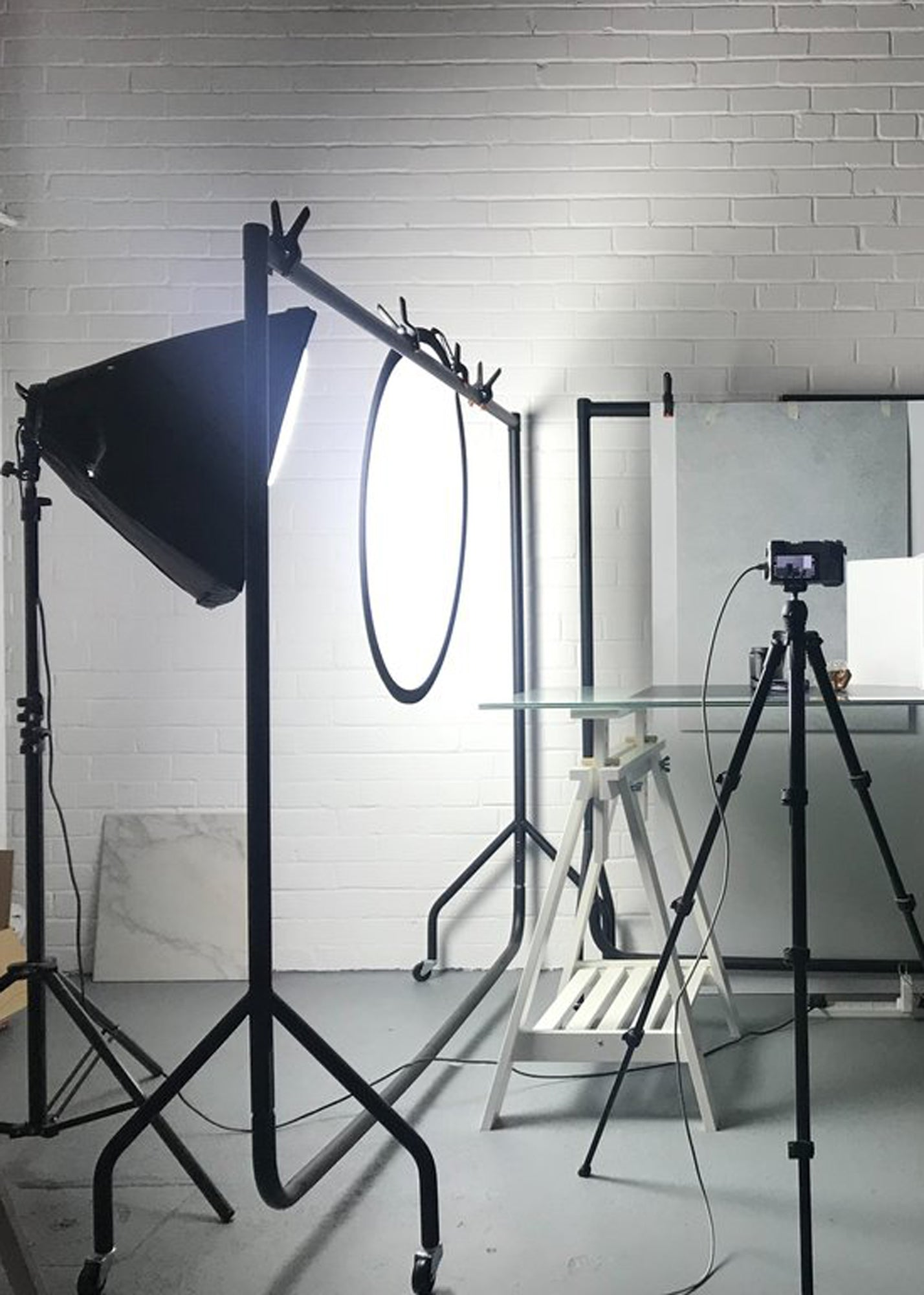 Constant Lighting Setup for Food and Product Photography