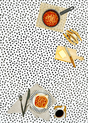 Dotty Large Vinyl Backdrop by Photography Backdrop Club [90 x 120cm / ~3 x 4ft]