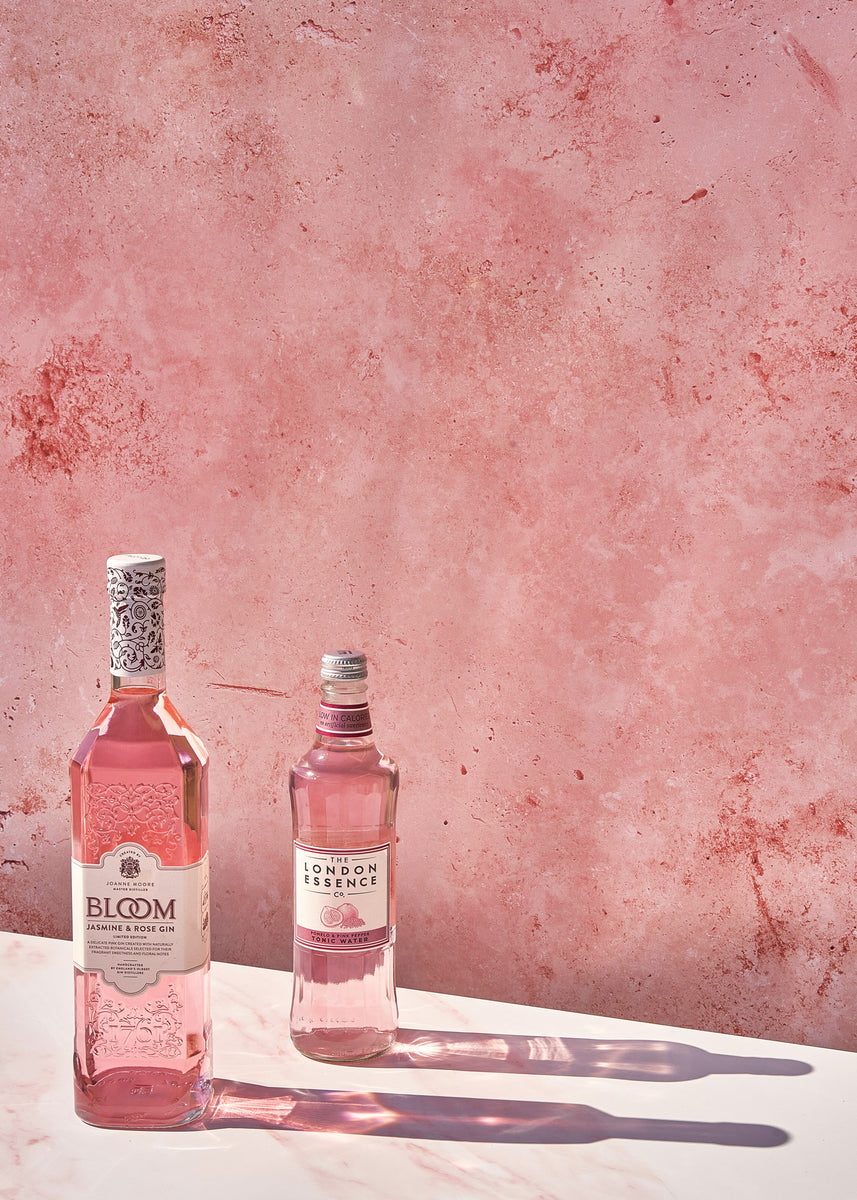 Pink Stone Vinyl Backdrop for Product & Food Photography – Club Backdrops
