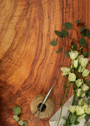 Olive Wood Vinyl Photography Backdrop by Club Backdrops