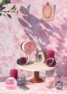 Rose Quartz Large Vinyl Photography Backdrop by Club Backdrops [90 x 120cm / ~3 x 4ft]