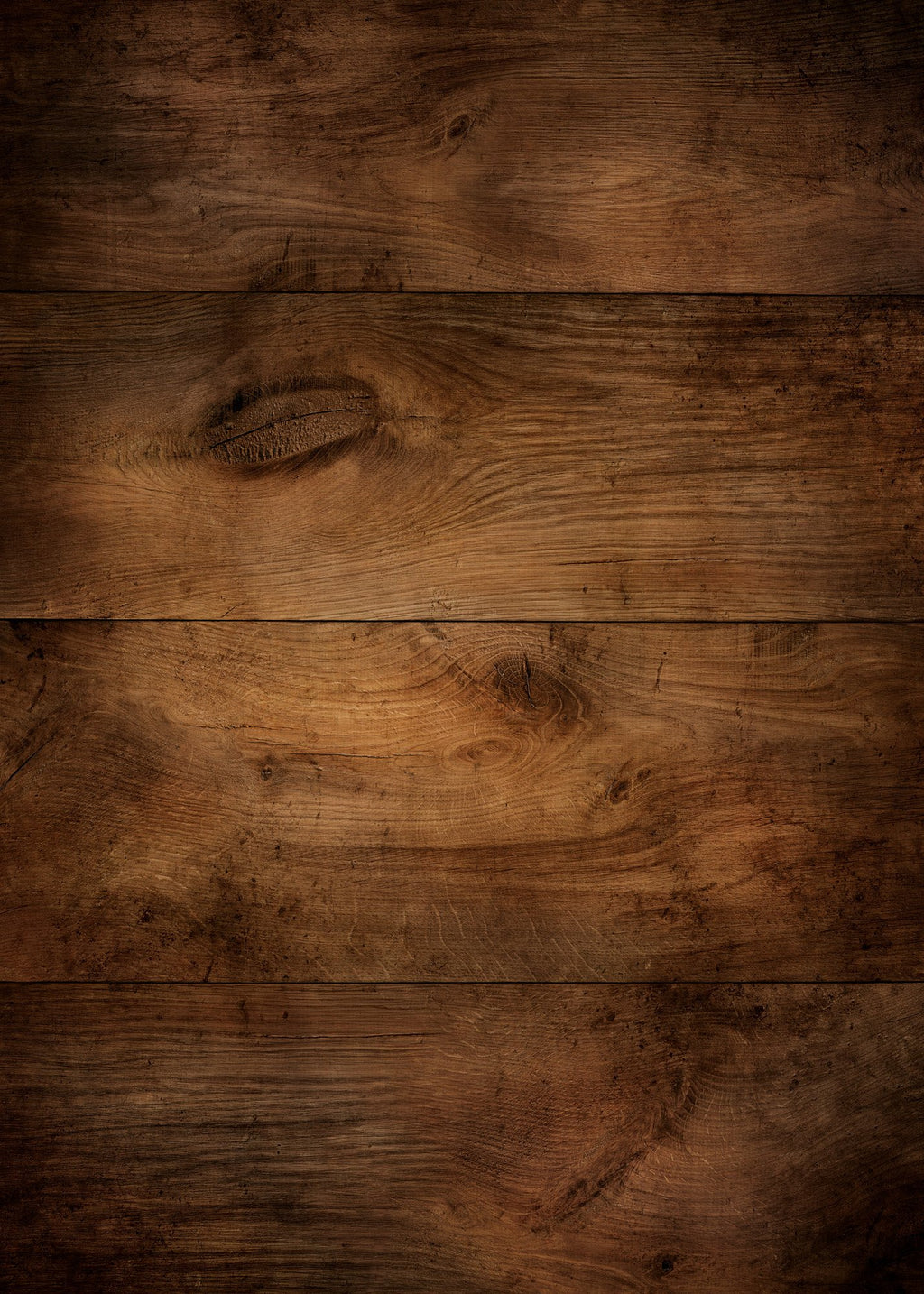 Warm Oak Large Vinyl Photography Backdrop by Club Backdrops