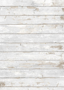 Weatherboard Large Vinyl Photography Backdrop by Club Backdrops