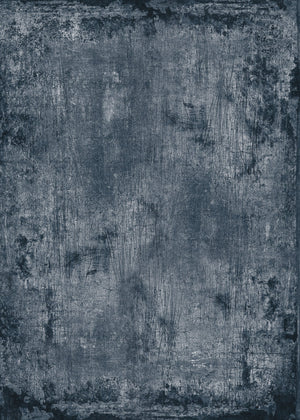 Blue Steel Large Vinyl Photography Backdrop by Club Backdrops