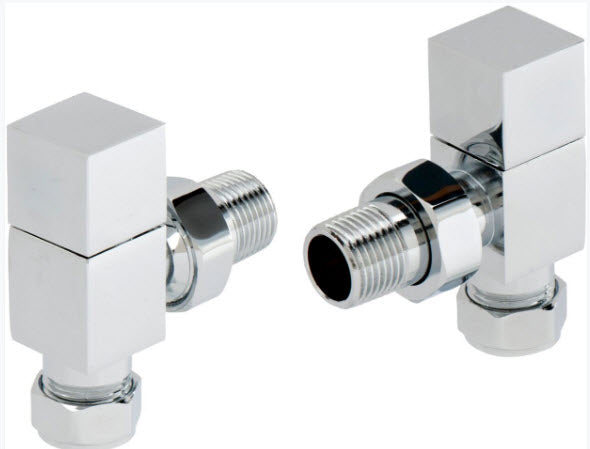 Angle Square Head Valve Set