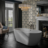 Alcora Freestanding Bath