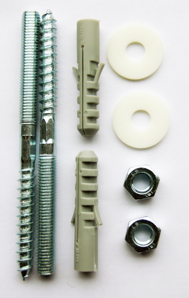 10mm Basin Fischer Fixing Kit