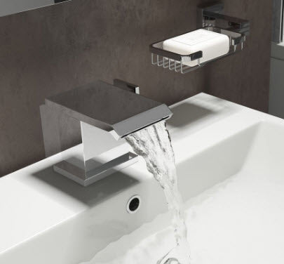 Fazenda Bathroom Tap Collection