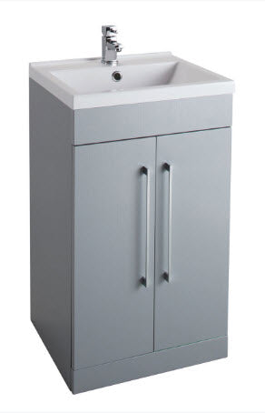 Idon 500 Two Door Basin Unit