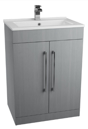 The Idon 600 Two Door Basin Unit
