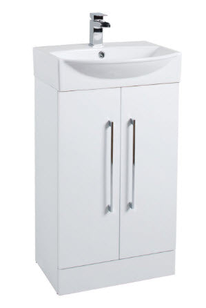 Ite 500 2 Door Basin Unit