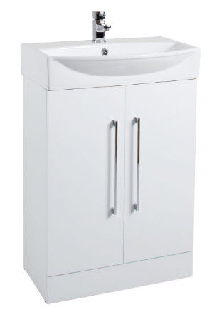 Ite 600 2 Door Basin Unit