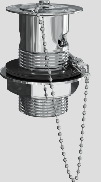Plug & Chain Basin Waste