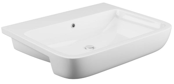 Rivelin Semi-Recessed Basin