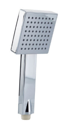 Chrome Square Paddle Shower Handset