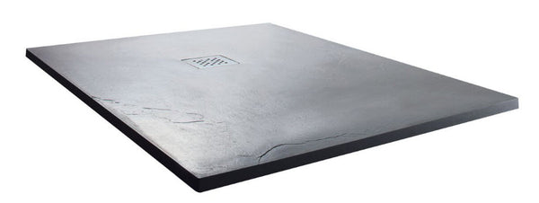 Slate Square Shower Tray