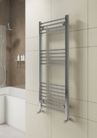 York Flat Towel Radiators