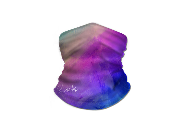 TYE DYE NECK BUFFER WITH FILTER