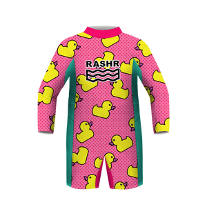 Duck Dive Toddlers Long Sleeve Jump Suit