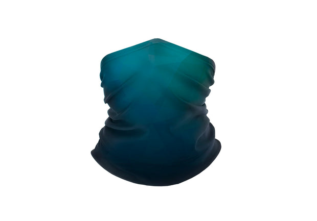 OCEAN WAVE NECK BUFF WITH 5 FILTERS
