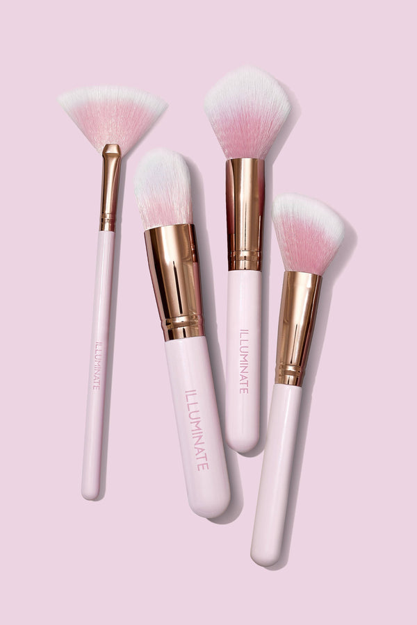 Pretty In Pink Brush Set - PREORDER
