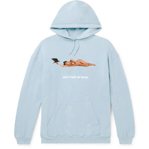 Don't Talk To Boys Hoodie