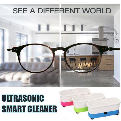 Ultrasonic Smart Cleaner