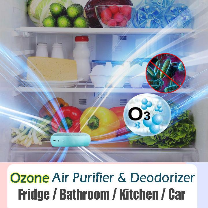 Ozone Air Purifier & Deodorizer