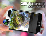 360° iPhone Panoramic Dual Lenses