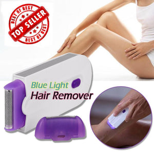 Blue Light Hair Remover