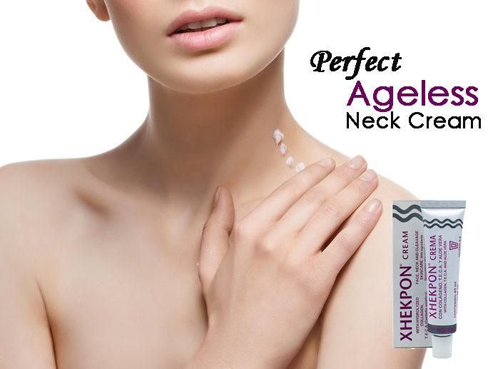 Neck Line Erasing Cream