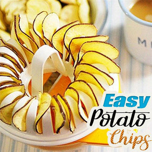 Easy Potato Chips