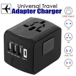 Universal Travel Adapter Charger