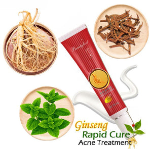 Ginseng Rapid Cure Acne Treatment
