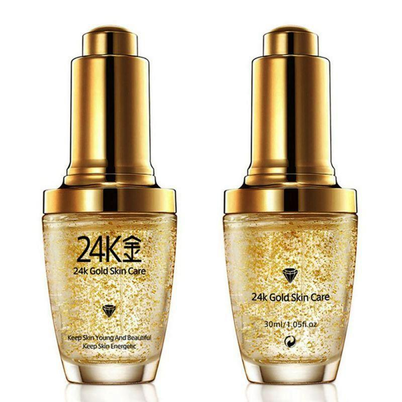 24K Gold Premium Moisturize Nourishment Serum Essence