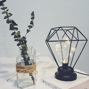 Nordic Lamp Decor