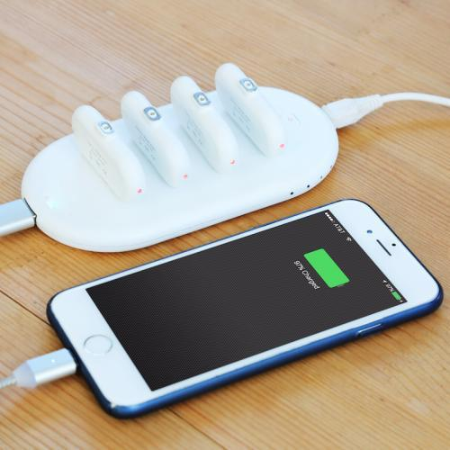 Mini Portable Charging System (1set)