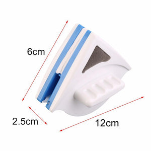 Double Side Magnetic Window Cleaner for Single/Double Layer Windows