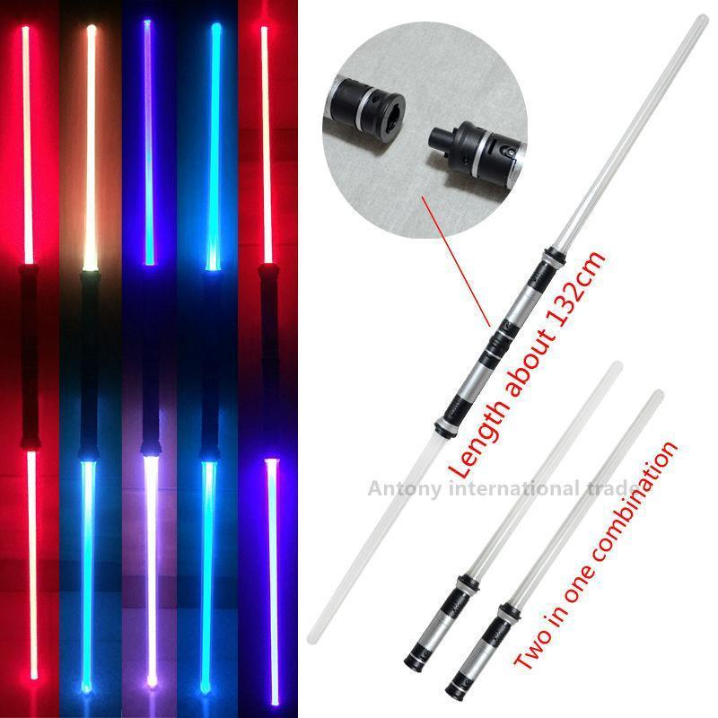 Double Edged SFX Super LightSaber with Sound Effects