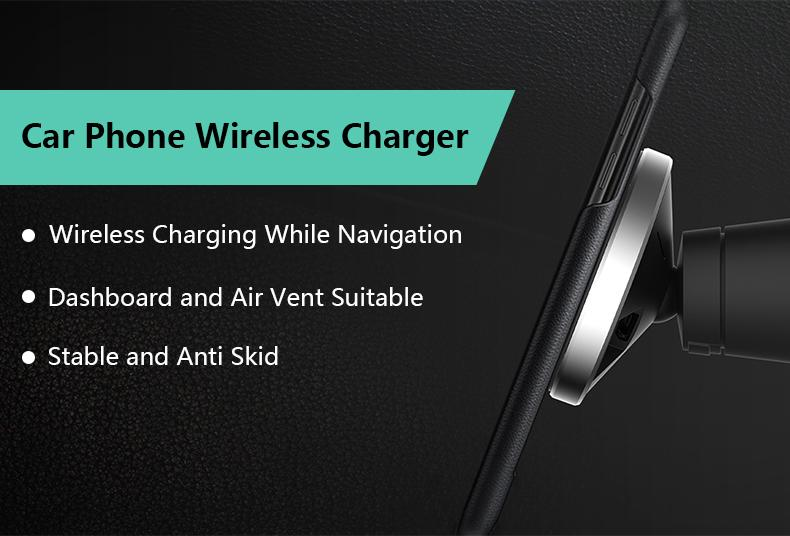 ProMount 360 Wireless Phone Charger