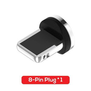 Firmly Magnetic USB Cable Plug